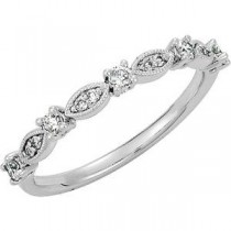 Ct Tw Diamond Ring in 14k White Gold