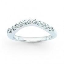 Multi Stone Diamond Anniversary Rings