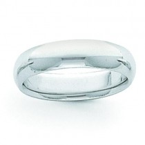 Light Comfort Fit Wedding Band (6.00 mm)