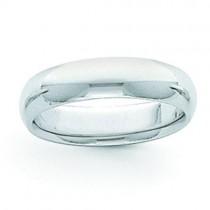 Light Comfort Fit Wedding Band (6.00 mm)