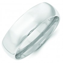 Classic Comfort Fit Wedding Band (7.00 mm)