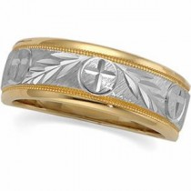 Tapered Design Band (7.00 mm)