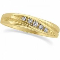 Multi Stone Diamond Anniversary Rings (0.1 Ct. tw.) (0.1 Ct. tw.)