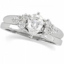 Diamond Bridal Ring Wrap (0.25 Ct. tw.) (0.25 Ct. tw.)