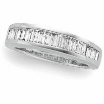 Baguette Cut Diamond Anniversary Rings (1 Ct. tw.) (1 Ct. tw.)