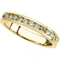 Multi Stone Diamond Anniversary Rings (0.33 Ct. tw.) (0.33 Ct. tw.)