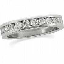Multi Stone Diamond Anniversary Rings (0.75 Ct. tw.) (0.75 Ct. tw.)