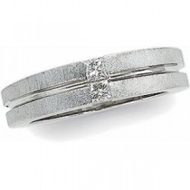 Diamond Wedding Band  (0.2 Ct. tw.)