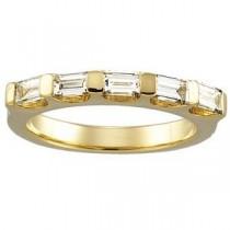 Five Stone Diamond Anniversary Rings (0.9 Ct. tw.) (0.9 Ct. tw.)