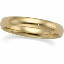 Light Comfort Fit Wedding Band (3.00 mm)