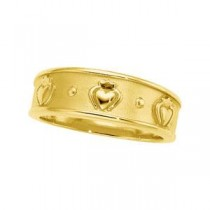 Claddagh Ring (8.25 mm)
