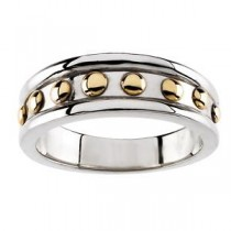 Metal Fashion Ring (6.50 mm)