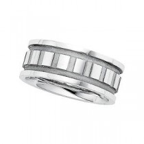 Classic Comfort Fit Wedding Band (7.75 mm)