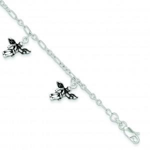 Angel Bracelet in Sterling Silver
