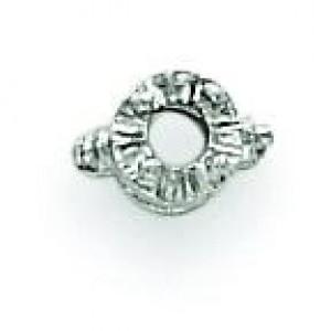 Head Up To Dia X Add-A-Diamond Bracelet in 14k White Gold