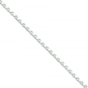 Sterling Silver 8 inch 3.50 mm Rolo Chain Bracelet