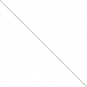 14k Yellow Gold 16 inch 1.00 mm  Box Choker Necklace