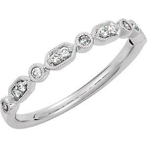 Ct Tw Diamond Ring in 14k White Gold