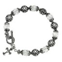 Good PerfeCT Bracelet Stones in Sterling Silver