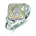 0.125 Ct. Diamond Ring