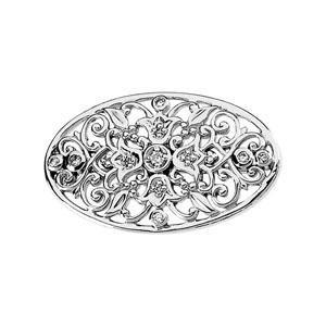 Diamond Brooch (0.17 Ct. tw.) (0.17 Ct. tw.)
