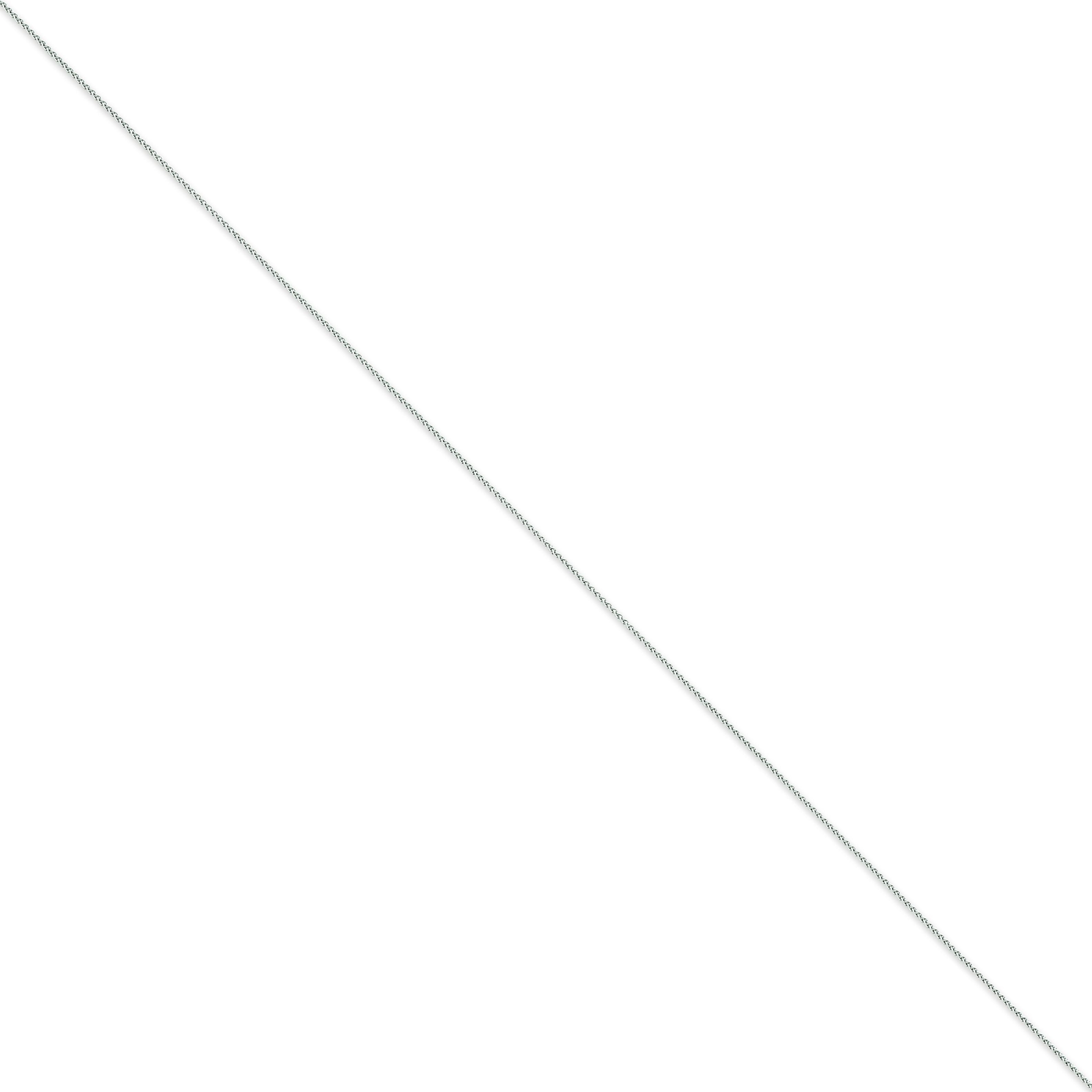 14k Yellow Gold 16 inch 0.80 mm  Spiga Choker Necklace