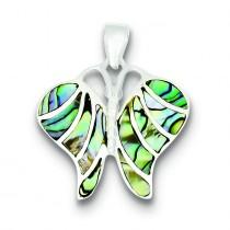 Butterfly Pendant in Sterling Silver