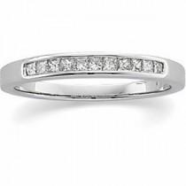 Princess Cut Diamond Anniversary Rings (0.25 Ct. tw.) (0.25 Ct. tw.)