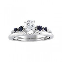 Sapphire Bridal Ring Enhancer
