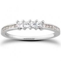 Designer Matching Diamond Engagement Band in 14K Yellow Gold