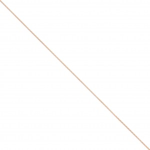 14k Yellow Gold 16 inch 0.70 mm  Box Choker Necklace